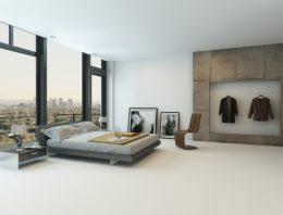 Moderný návrh interiéru a spolupráca s bytovým architektom