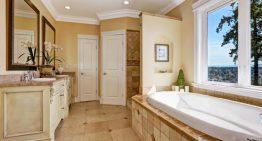 Chráňte zariadenie kúpeľne pred vlhkosťou a plesňami