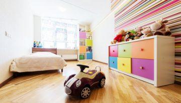 Zariaďte vašim deťom detskú izbu ako z katalógu