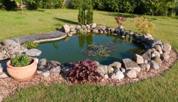 Viete, ako sa postarať o záhradné jazierko a pripraviť ho na zimu?