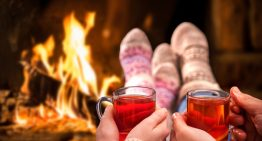 Tipy, ako si zútulniť obývačku s príchodom chladných zimných dní