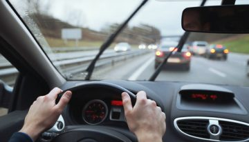 Jazdite počas zimy bezpečne na cestách