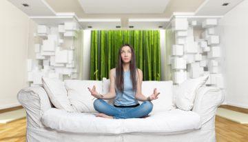6 spôsobov, ako zmierniť stres a napätie vo vašom tele