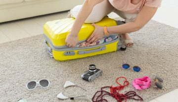 Ako si vybrať správny kufor na dovolenku?