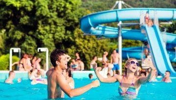 Vodné aktivity si môžete užívať počas celého roka aj u nás